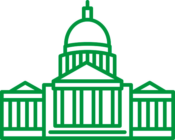 Capital Building icon